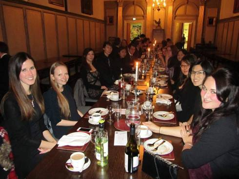 Green Societies Formal 21/11/2013