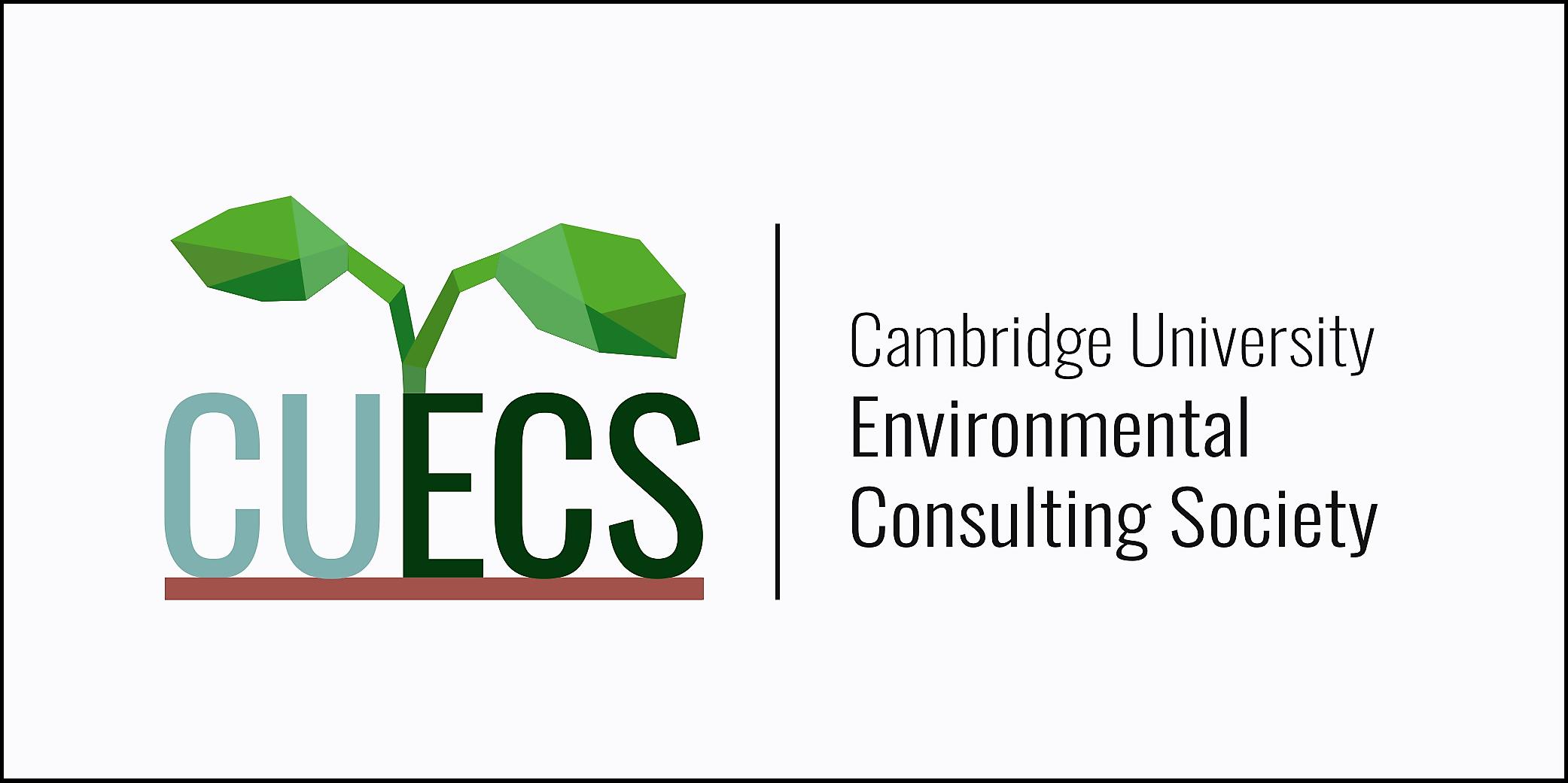 Cambridge University Environmental Consulting Society